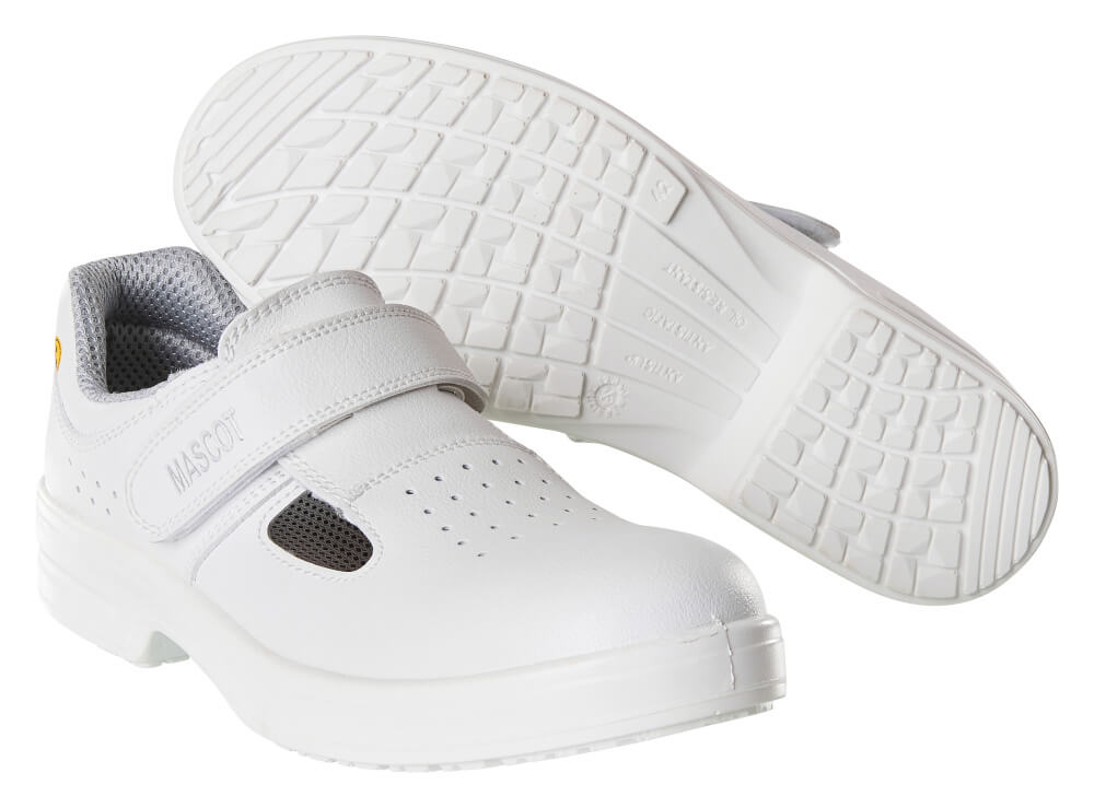 Safety Sandals S1 with touch fastening