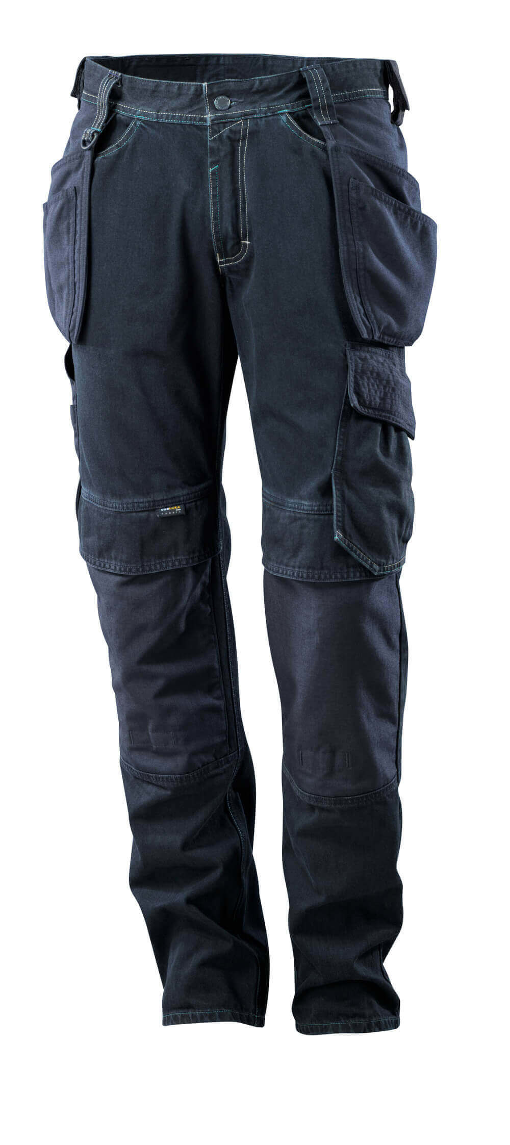 Jeans w. holster pockets, extra durable