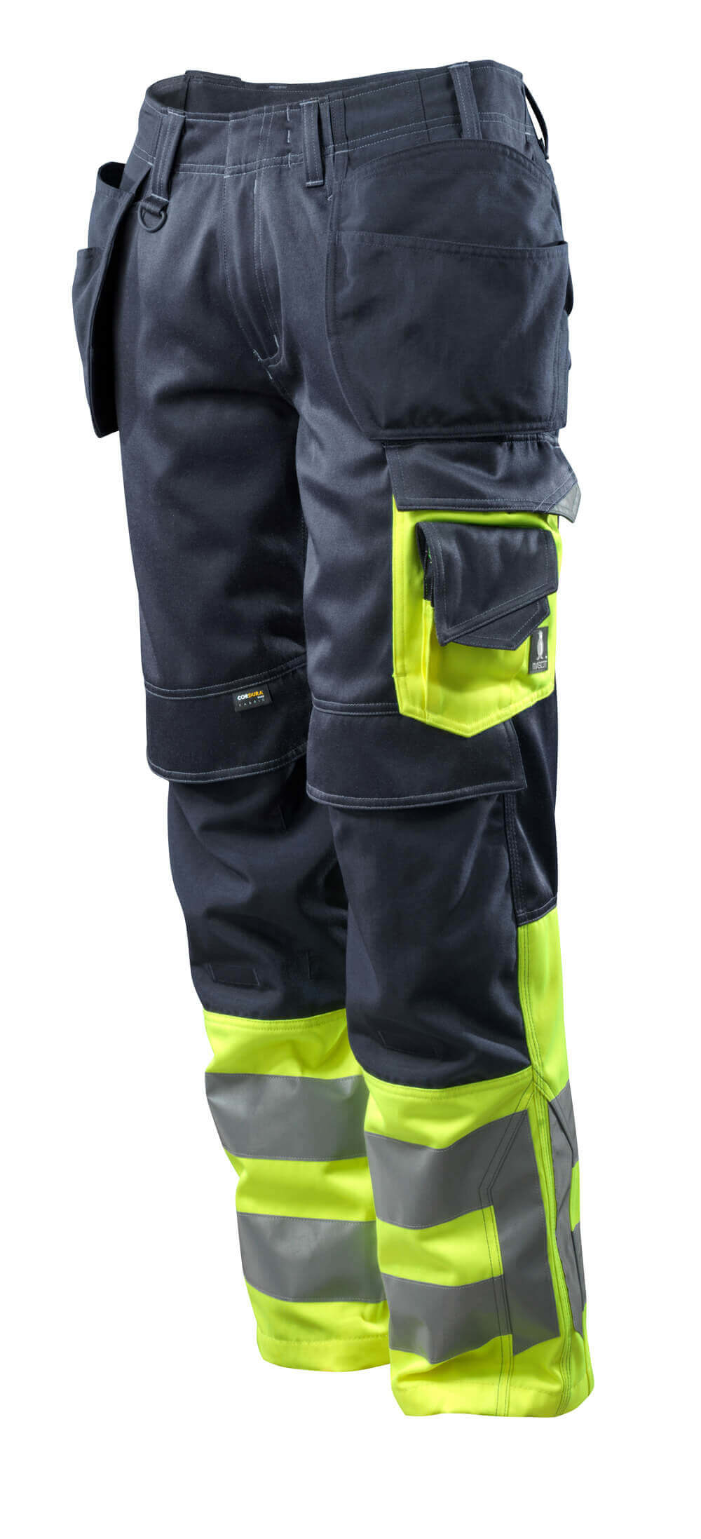 Trousers with holster pockets, class 1