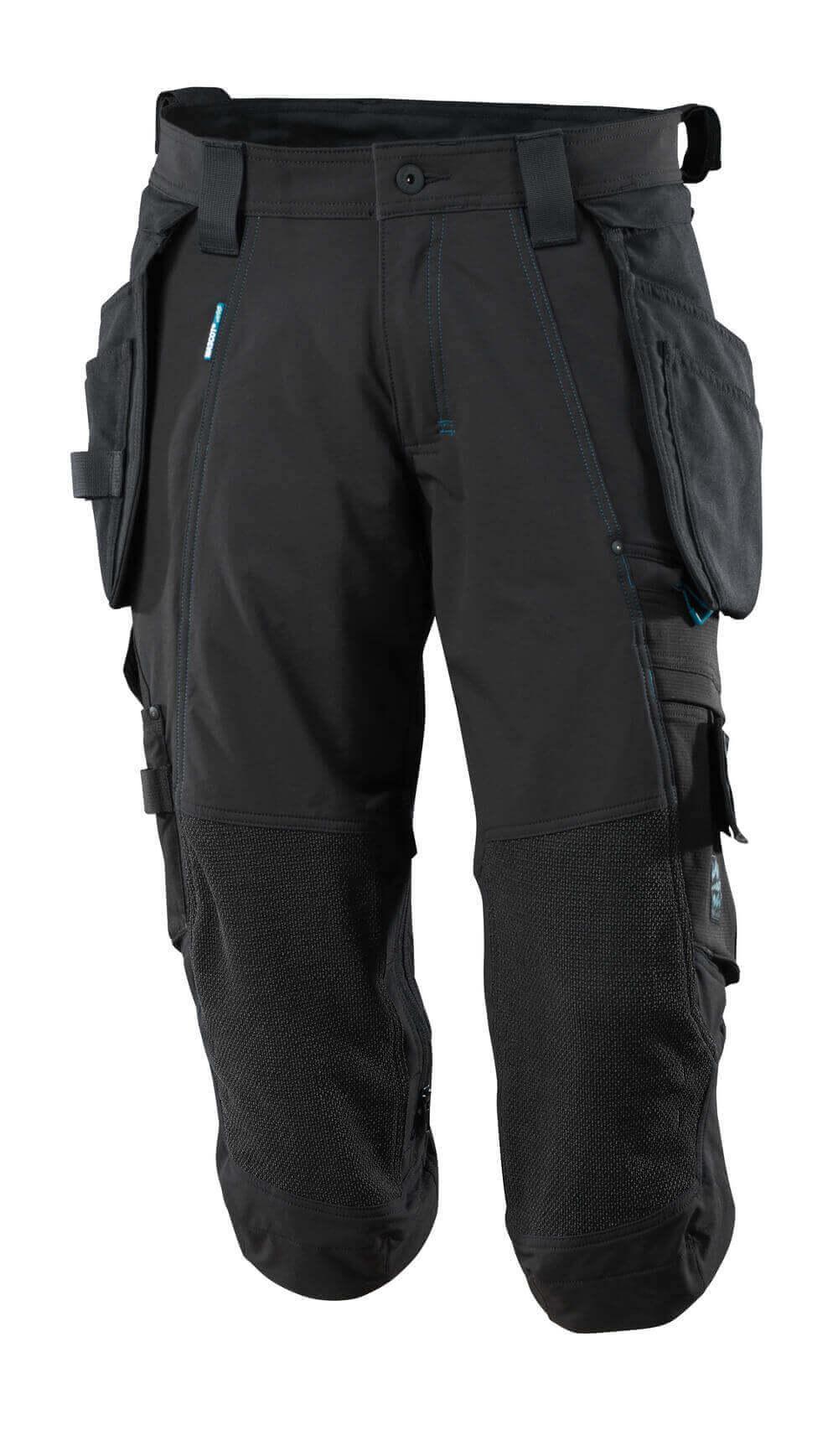 ¾ Length Trousers, holster pockets, str.