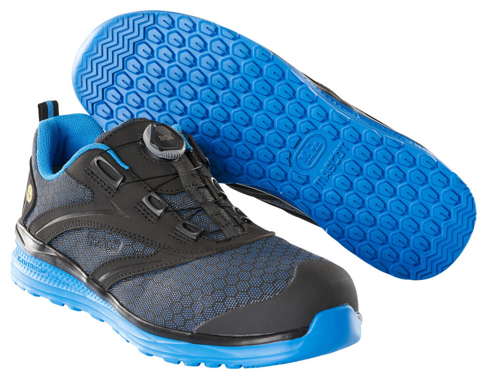 Safety shoe S1P with BOA®Fit System